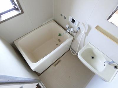 【浴室】メゾンバルウッド
