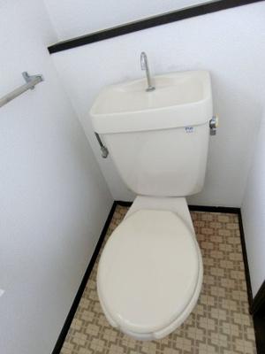 【トイレ】メゾンバルウッド