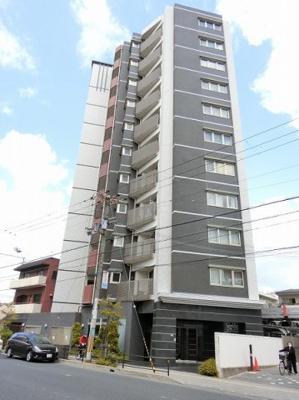 【現地写真】総戸数30戸のマンションです♪2009年築!!
