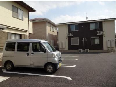 【駐車場】エミリオ・クレストB