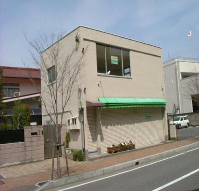 【外観】千代田町細渕貸店舗