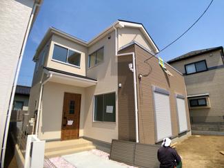 新京成線「習志野」駅徒歩20分の全2棟の新築一戸建てです。