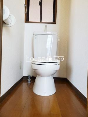 【トイレ】ラジエスビル