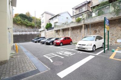 【駐車場】中山手シティコート