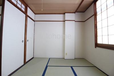 【寝室】明伸ビル