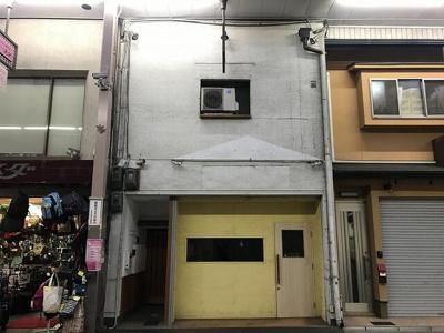 【外観】三条会商店街店舗