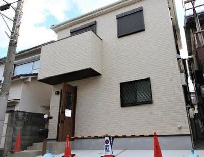 【外観】八尾市堤町2丁目新築一戸建