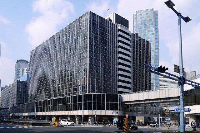 【外観】大阪駅前第2ビル