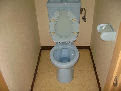 【トイレ】第2フレンドハイツ