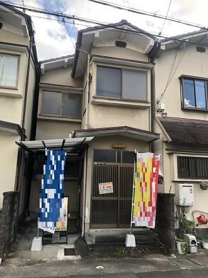 【外観】南区吉祥院流作町 建築条件付売土地