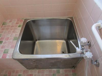 【浴室】針中野2丁目住居