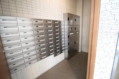 メールボックス☆宅配BOX