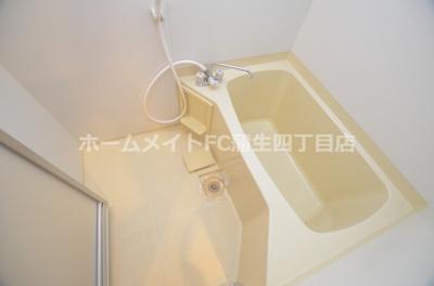 【浴室】グランドールハタダビルディングI