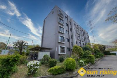 【外観】富士見町住宅 24号棟 3階