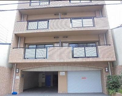 【外観】2003年!下京区のRC造一棟収益マンション