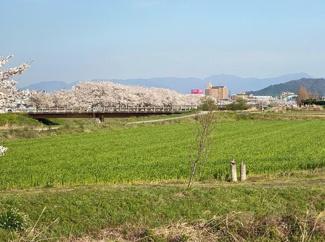 【展望】近江八幡市小船木町 中古戸建
