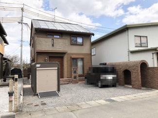 【外観】近江八幡市浅小井町 中古戸建