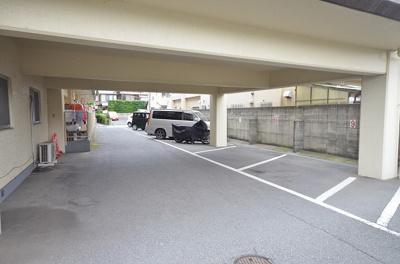 【駐車場】江島マンション