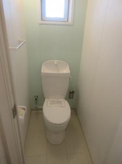 【トイレ】シャトレ華 壺屋