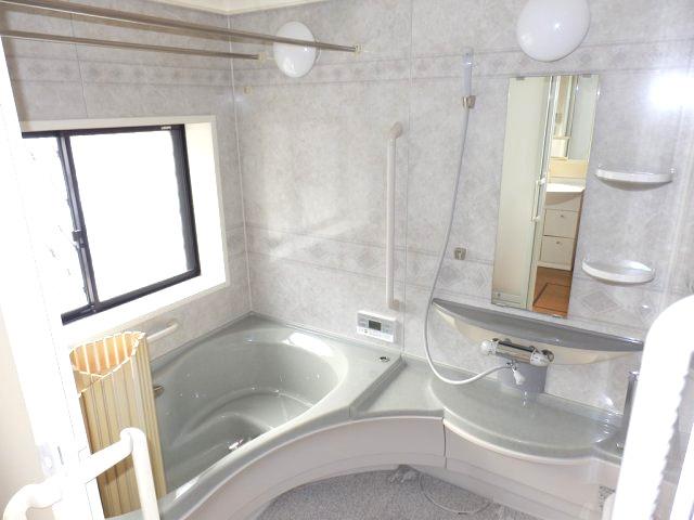 【浴室】城里町石塚中古一戸建