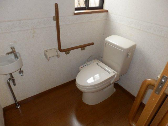 【トイレ】城里町石塚中古一戸建
