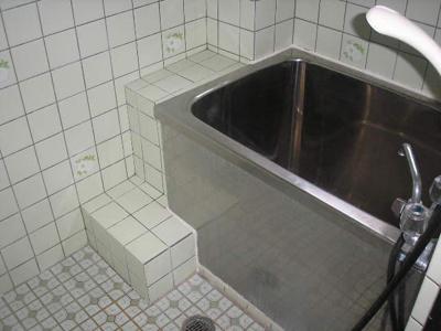 【浴室】別府マンション