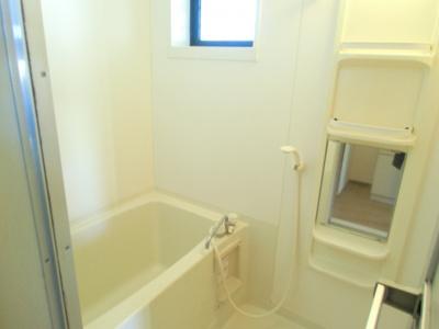 【浴室】ツインレジデンスB