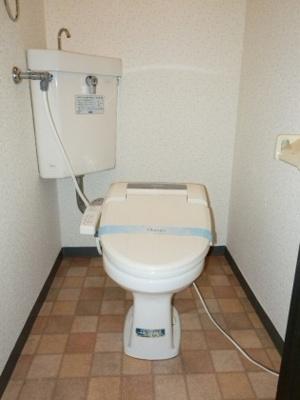 【トイレ】メゾンロワール412