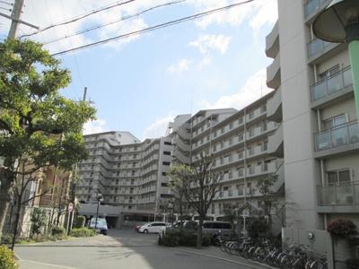 JR阪和線『上野芝』駅まで徒歩12分♪安心の1階部分です♪