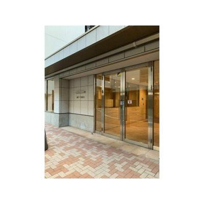 【エントランス】武蔵浦和SKY&GARDEN C棟