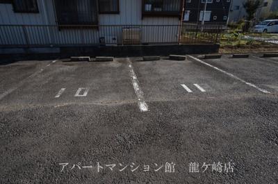 【駐車場】セレガハイツ