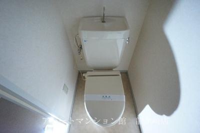 【トイレ】セレガハイツ