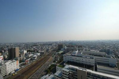 【展望】シティータワー蕨