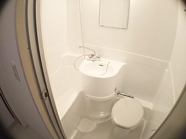 【浴室】梅田シティビラアクトⅢ