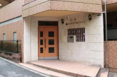 スカイベルハイツ103 1K 横須賀市鷹取2丁目