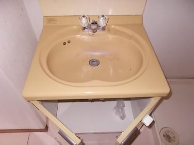 【独立洗面台】グリーンハイツ
