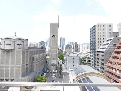 【展望】広島市中区橋本町 売ビル