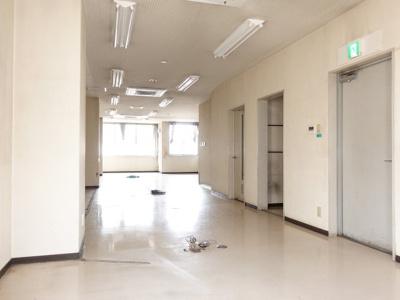 【洋室】広島市中区橋本町 売ビル