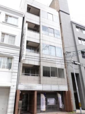 【外観】広島市中区橋本町 売ビル