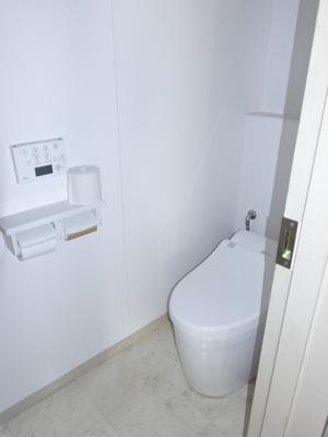 【トイレ】広島市中区橋本町 売ビル