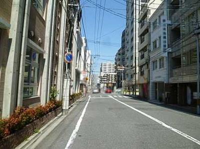 【周辺】広島市中区橋本町 売ビル