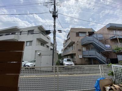 【展望】妙蓮寺第2キャッスル美研