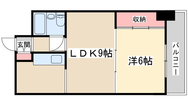 コープ野村梅田A棟