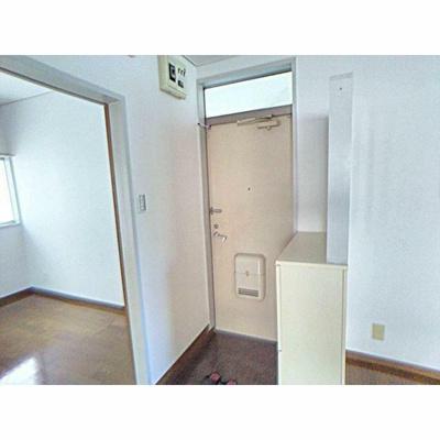 【玄関】サン若松2号館