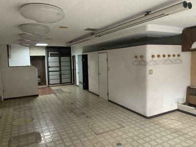 【外観】1階店舗 駅近 長居東 長居駅