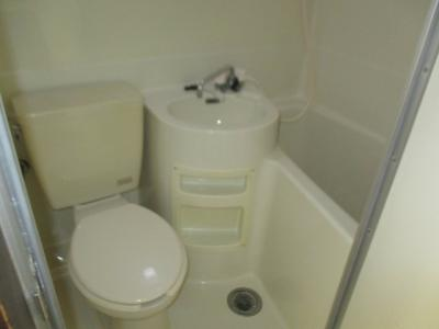 【浴室】リバーハイツ