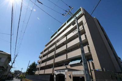 グローバル南草津 7階建て6階部分・JR南草津駅まで徒歩約19分