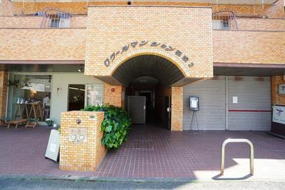 【エントランス】ロワールマンション薬院2