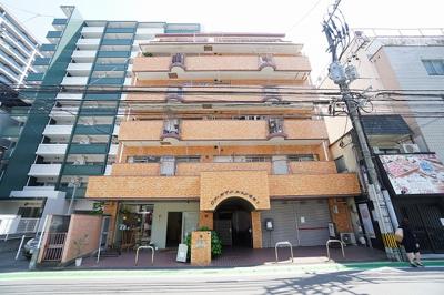 【外観】ロワールマンション薬院2