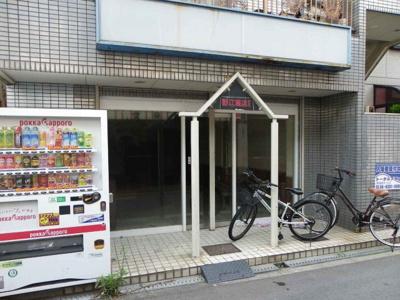 【外観】1階店舗 飲食店可 野江 京橋駅